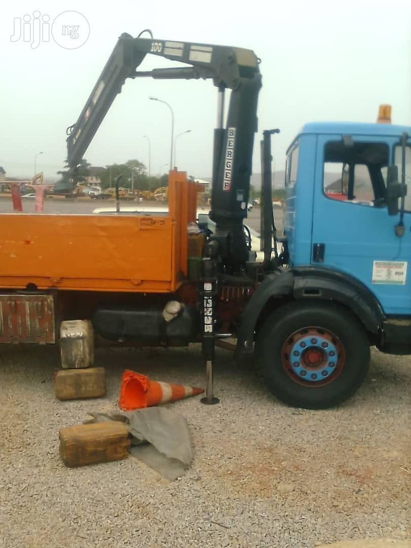 Hiab Hiring And Renting Anywhere | Logistics Services for sale in Jabi, Abuja (FCT) State, Nigeria