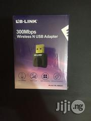 Lb Link 300mbps Wireless N USB Adapter | Networking Products for sale in Lagos State, Ikeja