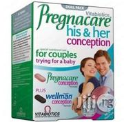 Pregnacare His & Hers Conception   Vitamins & Supplements for sale in Oyo State, Ibadan