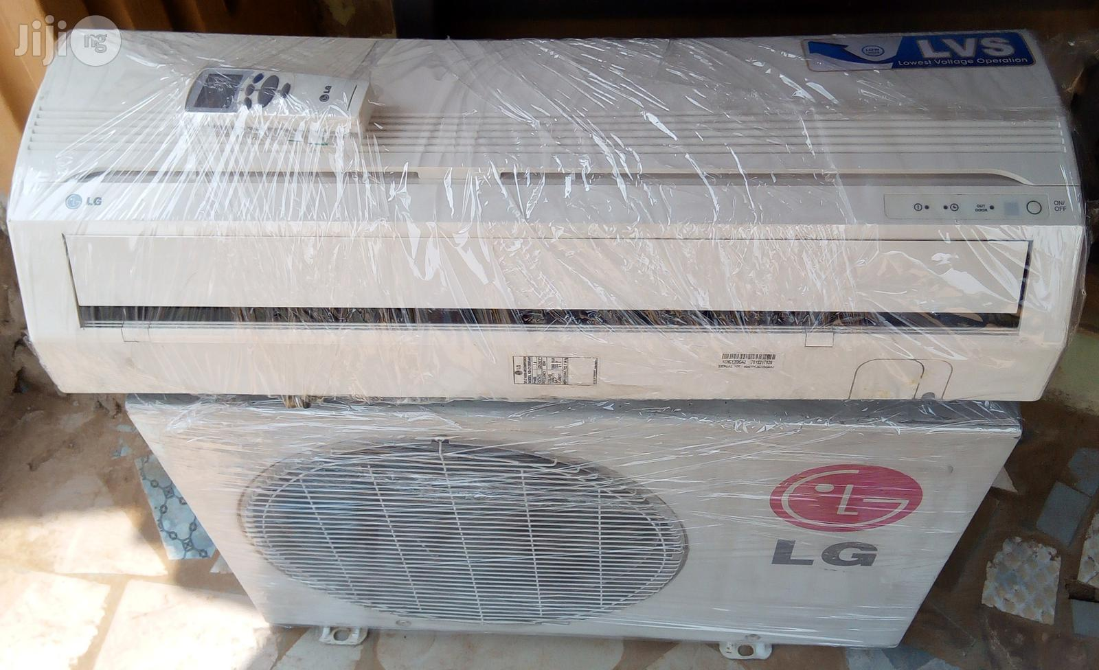 LG 1.5hp Air Conditioner | Home Appliances for sale in Yaba, Lagos State, Nigeria