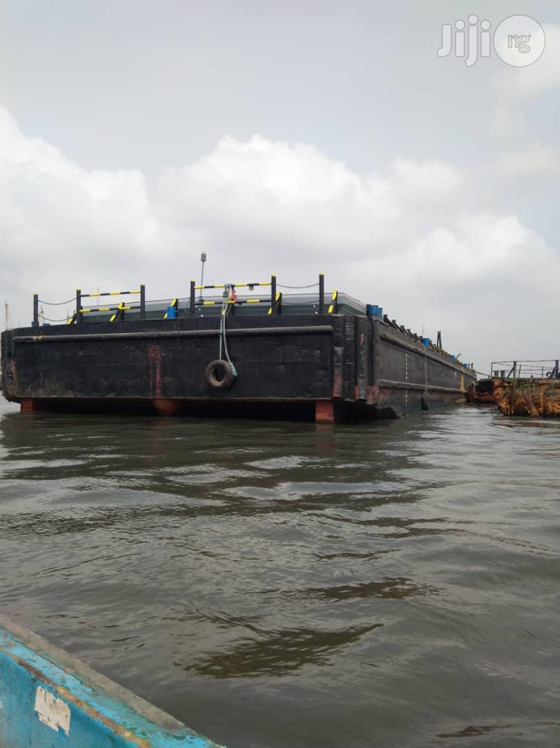 Sea Going Barge And Tug Boat Available For Hire