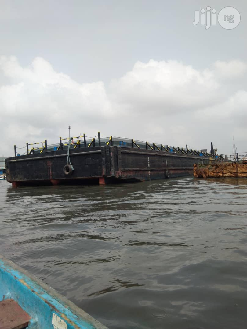Sea Going Barge And Tug Boat Available For Hire | Automotive Services for sale in Lagos State, Nigeria