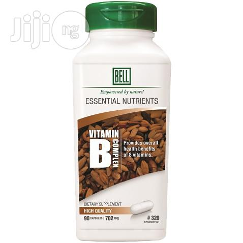Vitamin B Complex for Overall Health and Wellness