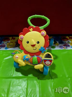 Baby Walker (Fisherprice Sit to Stand Learning Walker) | Children's Gear & Safety for sale in Lagos State, Ikeja