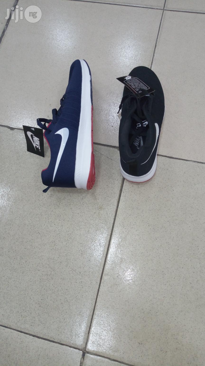 Jogging Canvas Shoe