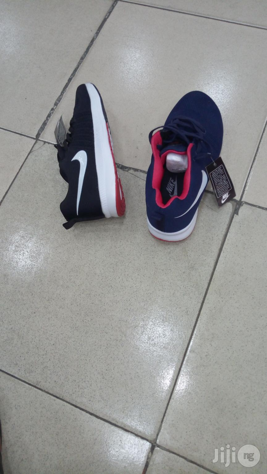 Jogging Canvas Shoe | Shoes for sale in Surulere, Lagos State, Nigeria