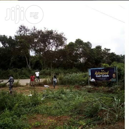 Archive: Plot Of Land At Ashwood Court Epe With Registered Survey For Sale