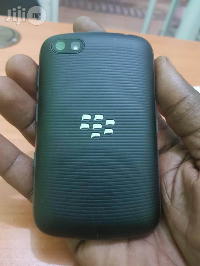 BlackBerry 9720 Black | Mobile Phones for sale in Ikeja, Lagos State, Nigeria