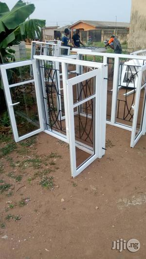 Casement Windows With Protector | Windows for sale in Rivers State, Port-Harcourt
