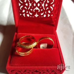 Gold Wedding/Engagement Rings   Wedding Wear & Accessories for sale in Rivers State, Port-Harcourt