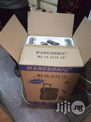 "15"" Marcsonic Public Address 
