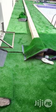 Landscape Green Grass Installation | Landscaping & Gardening Services for sale in Lagos State, Ikeja