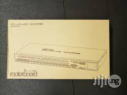 Mikrotik CCR1016-12G Routerboard-Cloud Core Router | Networking Products for sale in Lagos State, Ikeja