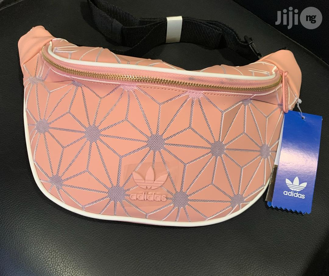 Archive: Original Adidas Waist Bag #Unisex💯🌸 Now Available In 4 Colors