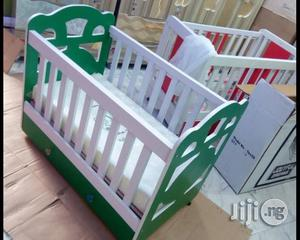 Baby Cot With Bed   Children's Furniture for sale in Lagos State, Surulere