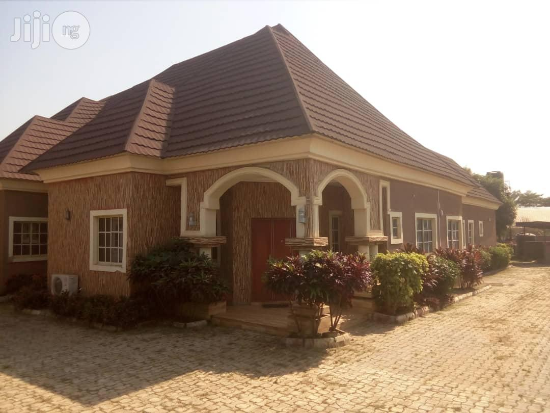 5bedrooms Detached Bungalow At Kubwa