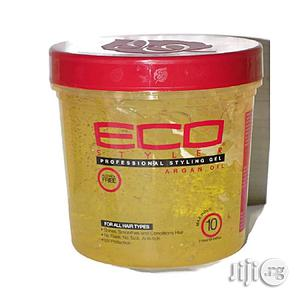 Eco Styler Professional Styling Gel - Argan Oil   Hair Beauty for sale in Lagos State, Ojo