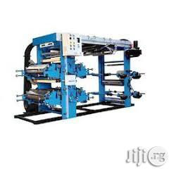 Rotogravure Flexographic Printing Machine One Two