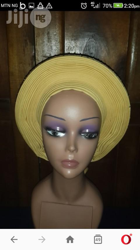 Classy Auto Gele   Clothing for sale in Lagos State, Nigeria