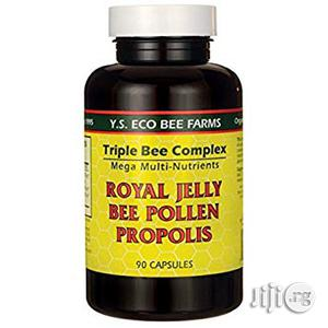 Y.S. Eco Bee Farms, Royal Jelly, Bee Pollen, Propolis, 90 Capsules   Vitamins & Supplements for sale in Lagos State