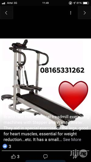 Manual Treadmill   Sports Equipment for sale in Lagos State, Gbagada