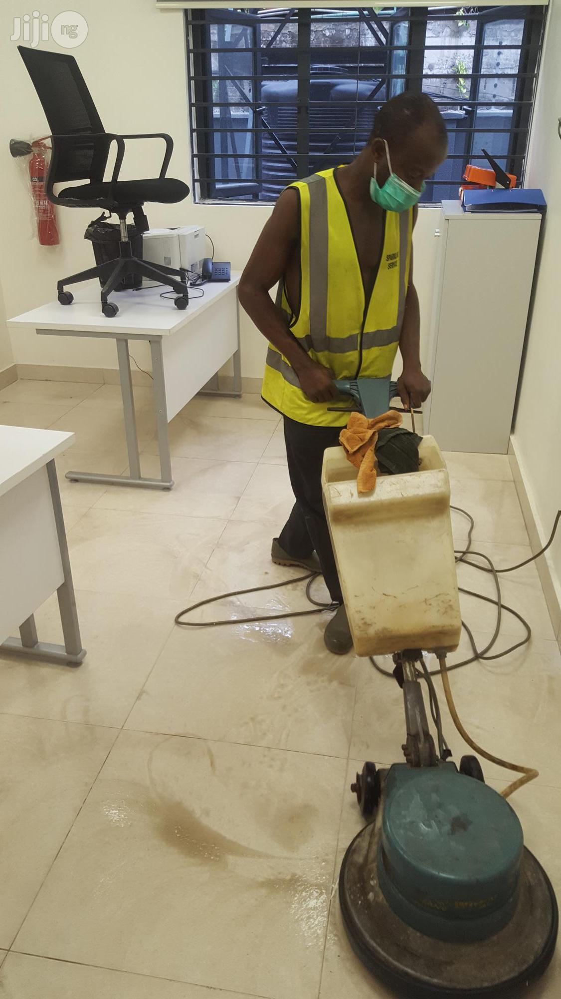 Cleaning And Tiles Polishing   Cleaning Services for sale in Lekki, Lagos State, Nigeria