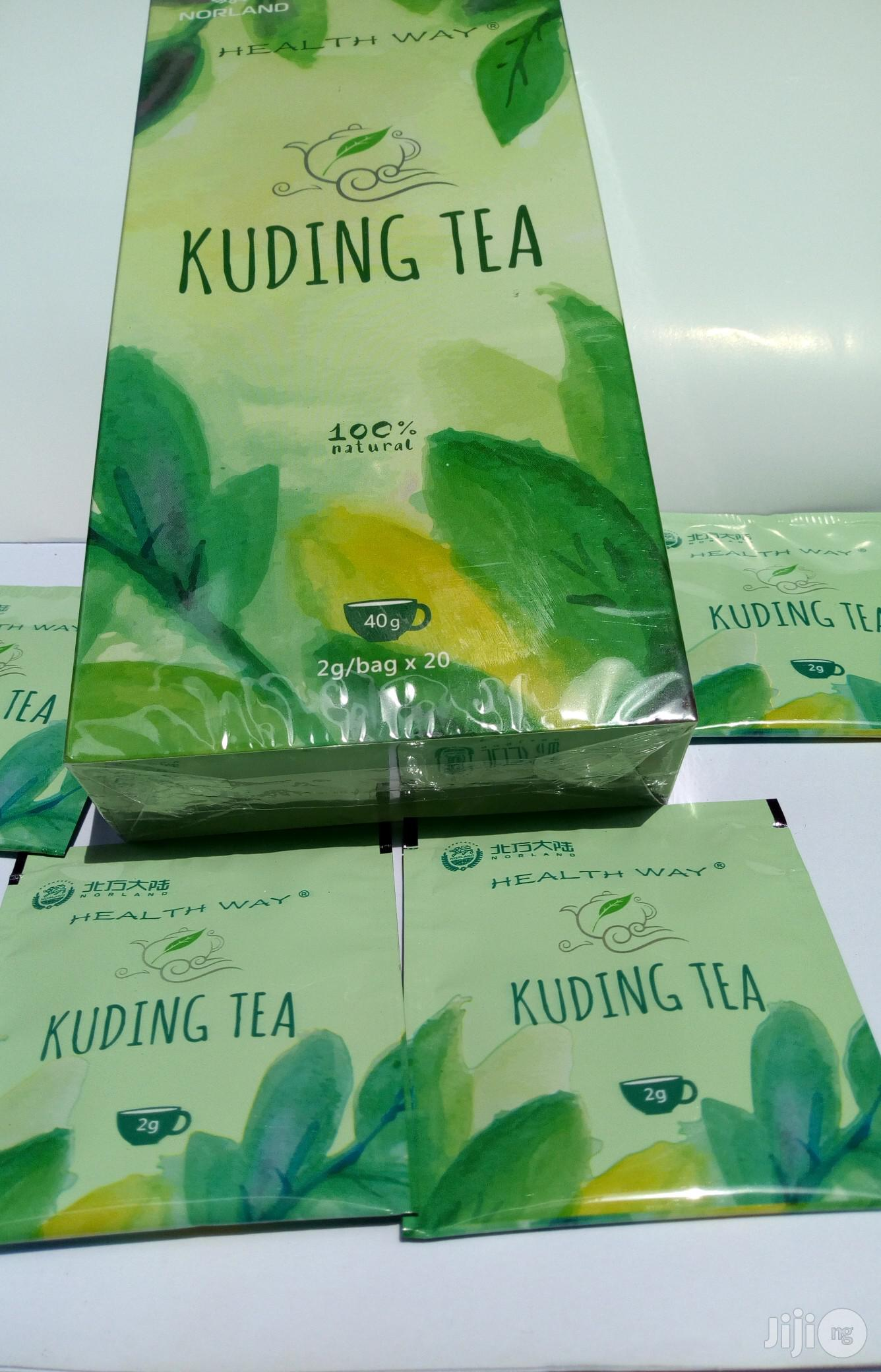 Archive: Norland Kuding Tea Natural Way Of Weight Management