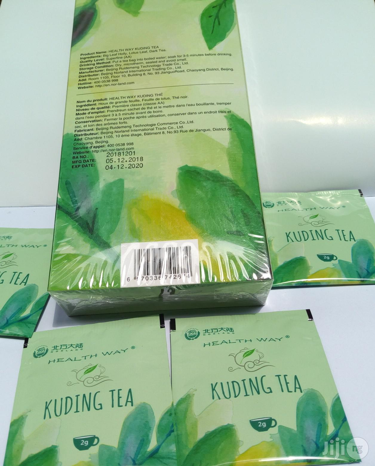 Norland Kuding Tea Is for Every Adult