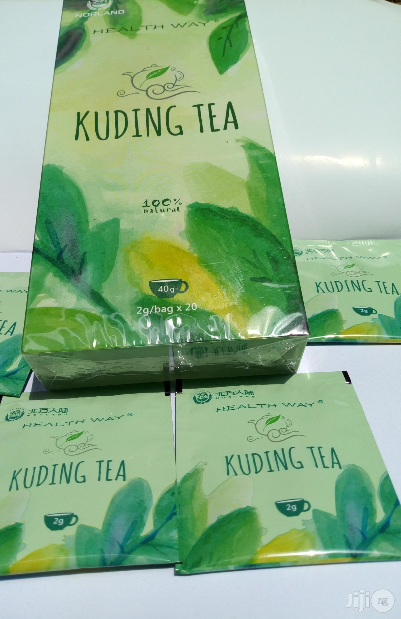 Norland Kuding Tea Is for Every Adult | Vitamins & Supplements for sale in Ibadan, Oyo State, Nigeria