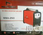 DC MMA Inverter Welding Machine 250amps | Electrical Equipment for sale in Lagos State, Lagos Island