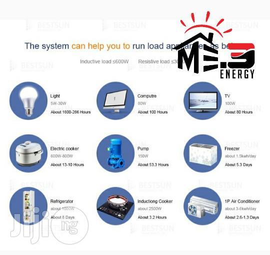 Solar Energy System 20kw Whole House Solar Power System For Home 3000W | Solar Energy for sale in Lagos Island (Eko), Lagos State, Nigeria
