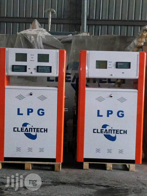Lpg-dispenser Pump