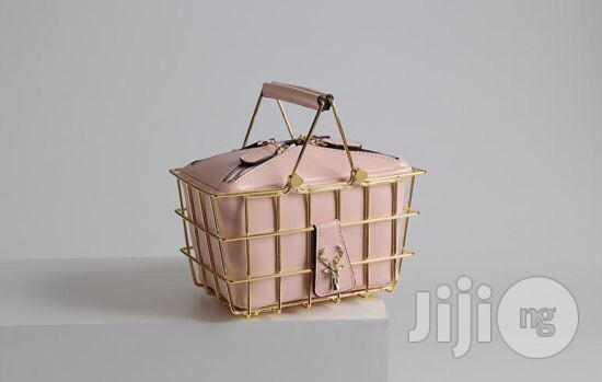 Genuine Leather Fashion Buck Women Handbag | Bags for sale in Lagos State, Nigeria