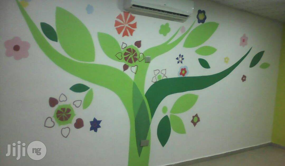 Painting Design and Wall Arts