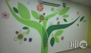 Painting Design and Wall Arts | Building & Trades Services for sale in Lagos State, Lekki