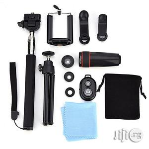 10 In 1 Phone Camera Lens Kit Universal Clip Telescope Lens | Accessories for Mobile Phones & Tablets for sale in Lagos State, Surulere