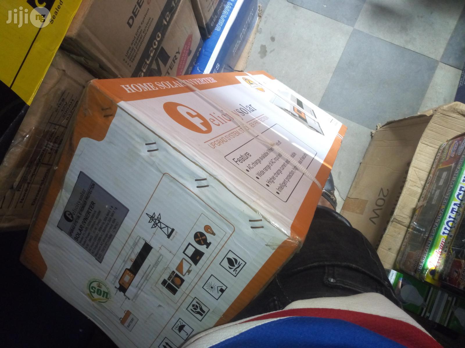 Brand New 5 Kva 24/48v Felicity Inverter.   Electrical Equipment for sale in Ikeja, Lagos State, Nigeria