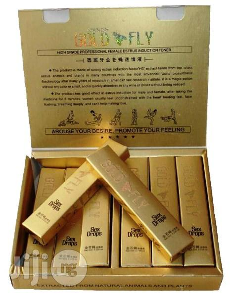 Spanish Gold Fly Female Sexual Libido Enhancer And Booster | Sexual Wellness for sale in Lekki, Lagos State, Nigeria