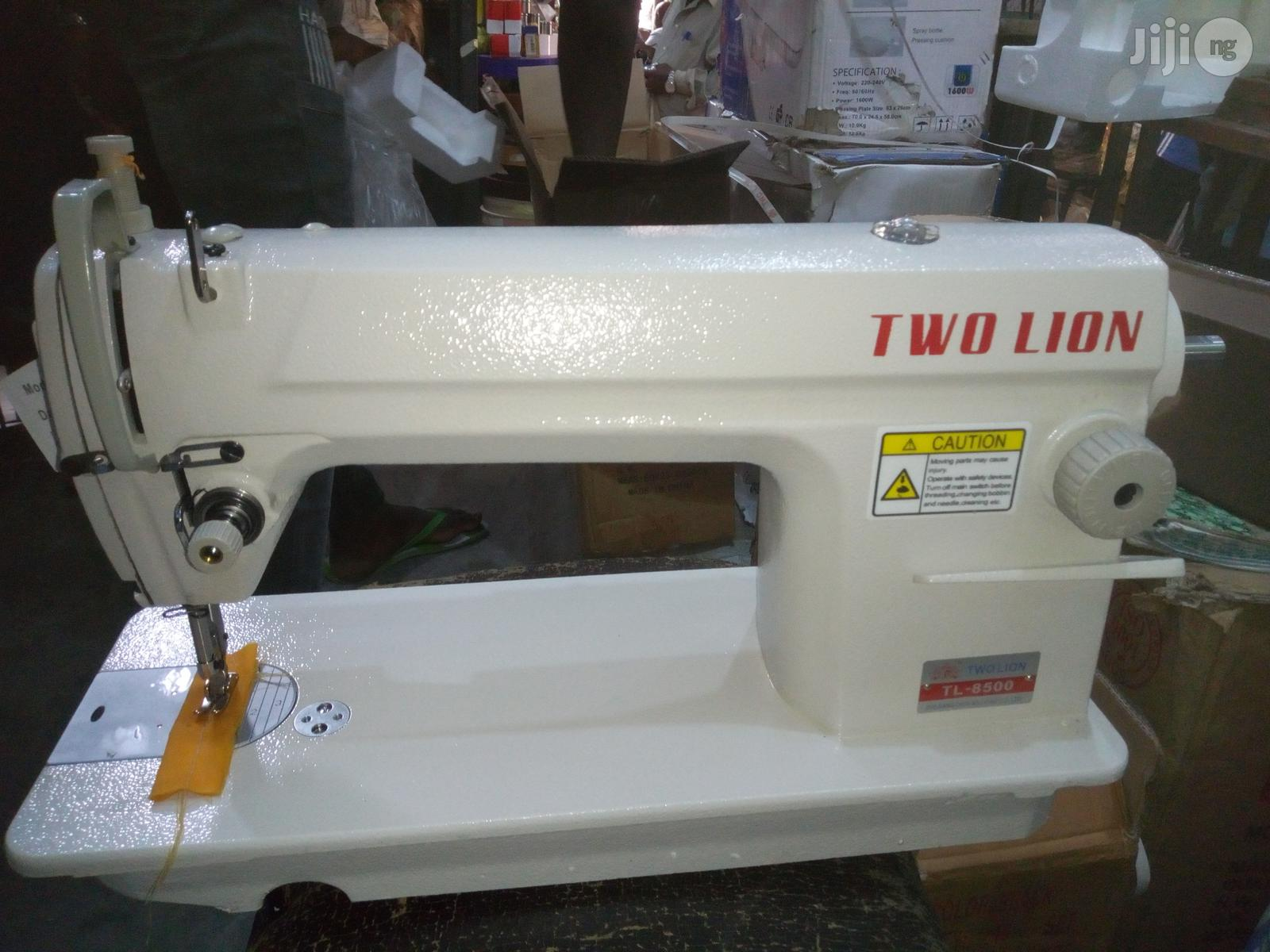 Two Lion Industrial Straight Sewing