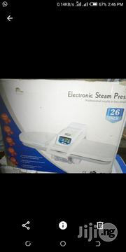 Two Lion Steam Press Machine | Printing Equipment for sale in Lagos State, Lagos Island