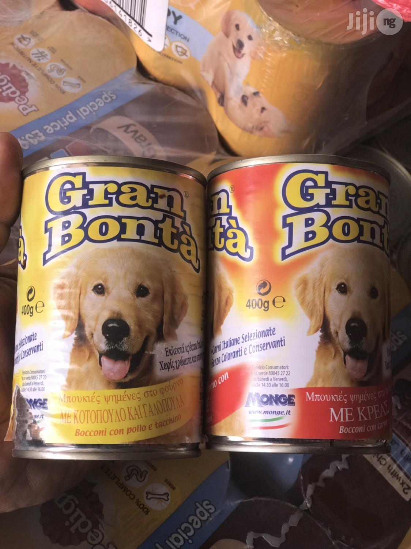 Gran Bonta Canned Dog Food 24cans