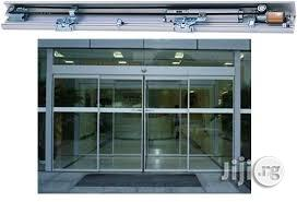 Automatic Sliding Doors By Teso Tech   Building & Trades Services for sale in Rivers State, Port-Harcourt