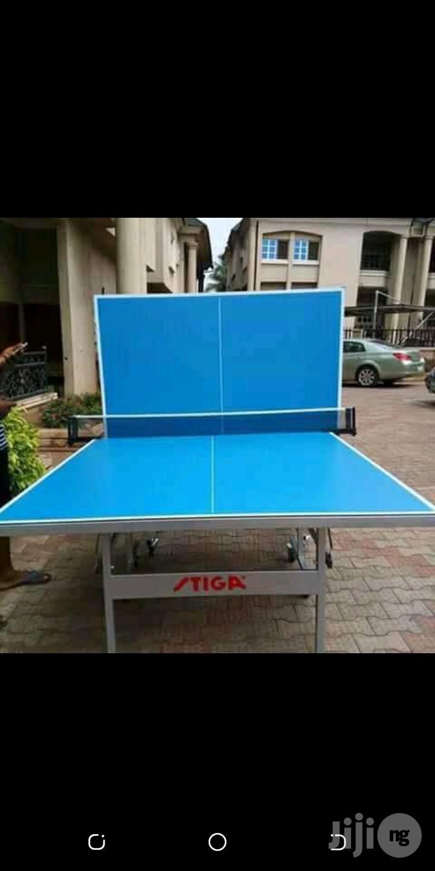 Stiga Outdoor Table Tennis