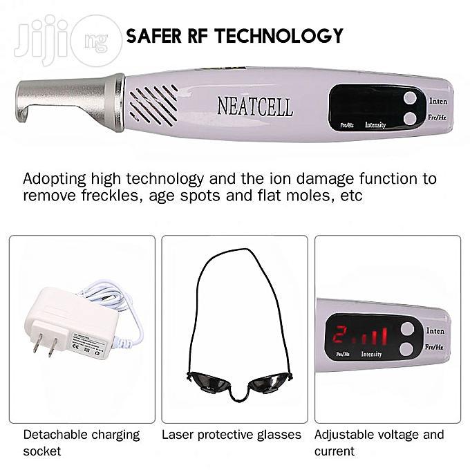 Picosecond Laser Pen Tattoo Scar Mole Dark Spot Remover | Tools & Accessories for sale in Ikeja, Lagos State, Nigeria