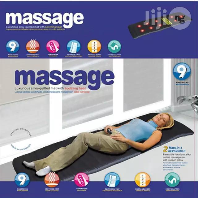 Reversible Full Body Massage Mat