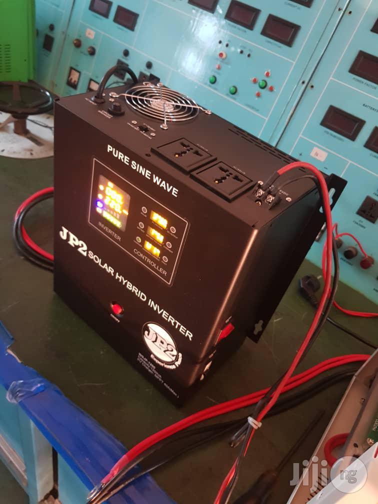 The All New JP2 Solar Hybrid Inverter 1.2kva