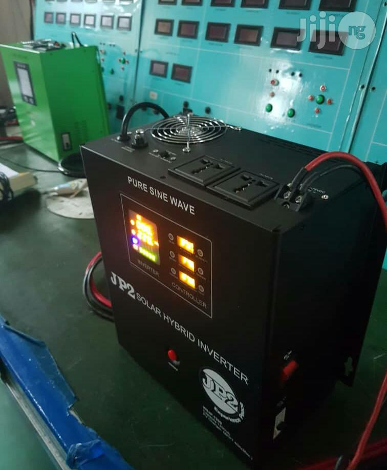The All New JP2 Solar Hybrid Inverter 1.2kva | Solar Energy for sale in Onitsha, Anambra State, Nigeria