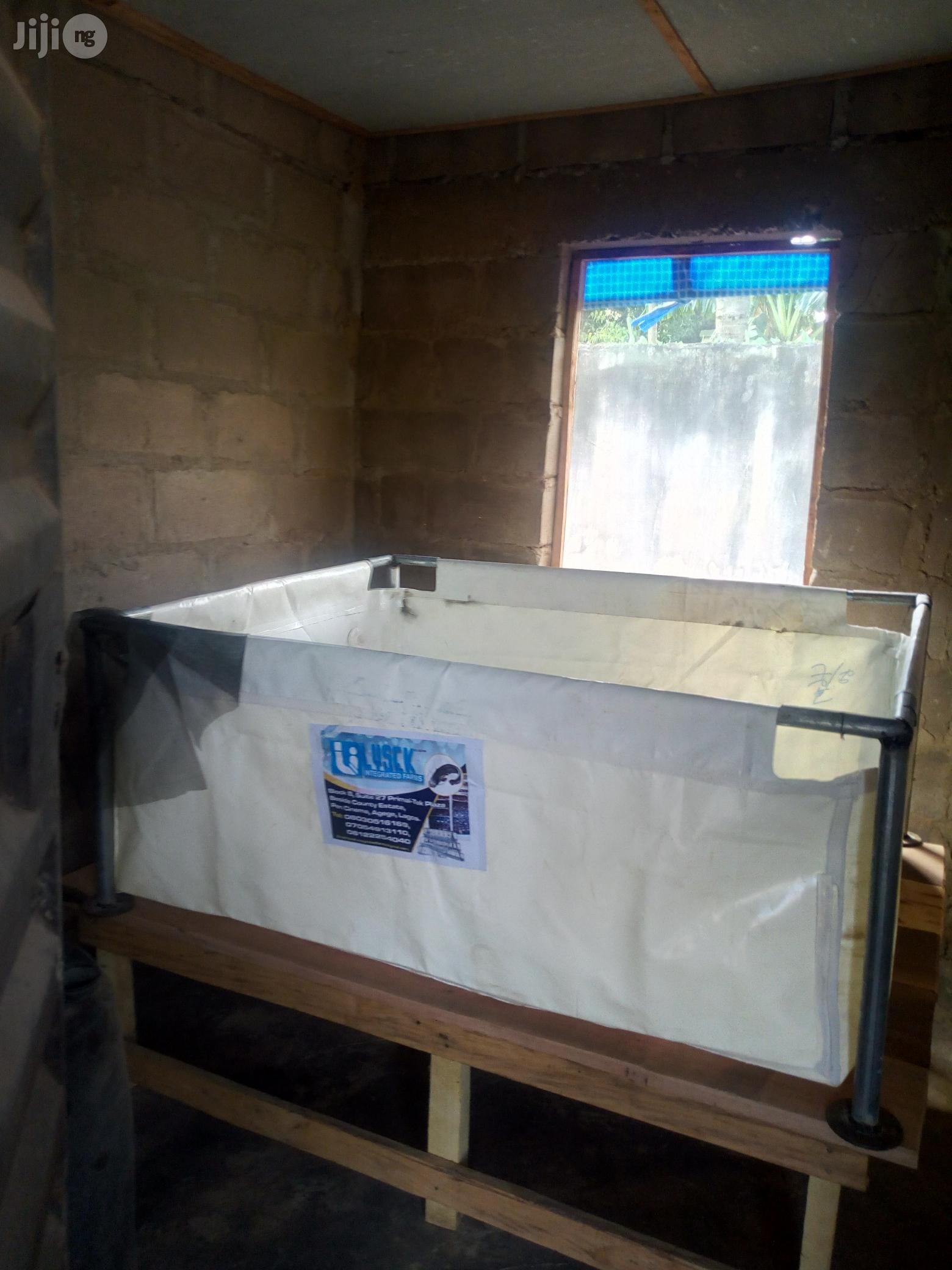 Fish Pond Construction | Farm Machinery & Equipment for sale in Ilorin East, Kwara State, Nigeria