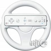 CE Nintendo Wii Steering Wheel + Remote | Accessories & Supplies for Electronics for sale in Lagos State