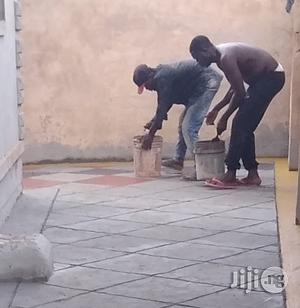Concrete Floor Stamping   Building & Trades Services for sale in Edo State, Ikpoba-Okha